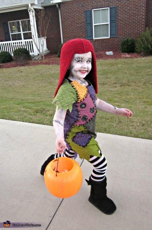 Originales disfraces caseros para halloween Catrinas10