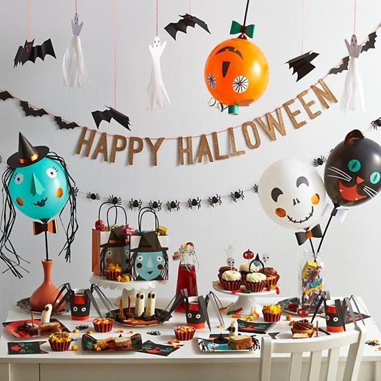 Ideas originales para una inolvidable fiesta de halloween - Ideas para fiesta halloween ...