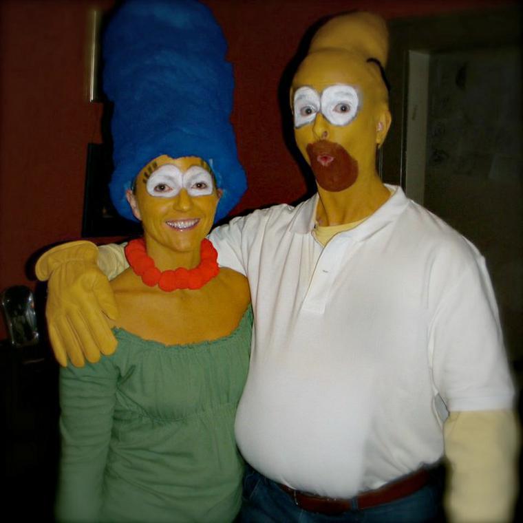 Disfraces caseros de halloween para parejas 5 catrinas10 - Disfraz halloween casero ...