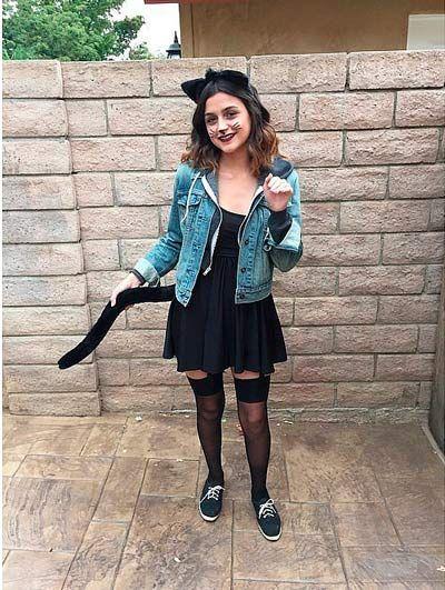 Originales disfraces caseros para halloween catrinas10 - Disfraces originales hechos en casa ...