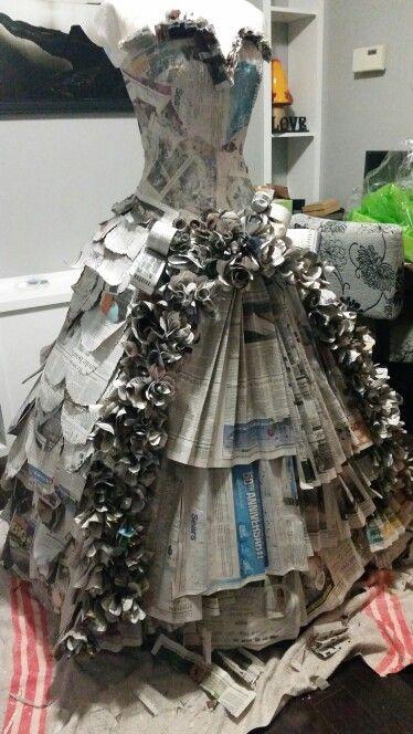 vestidos-de-catrinas-reciclados (3) • Catrinas10